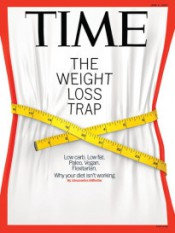 time weight loss trap